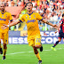 #Dybala marcó un triplete en la victoria de la #Juventus