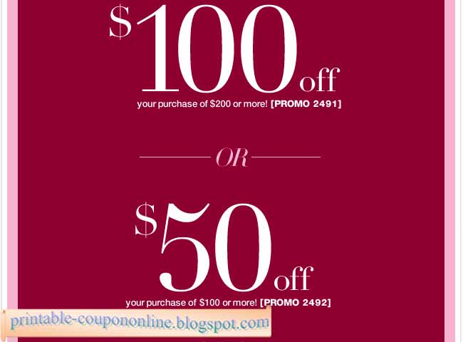 Nyc cosmetics printable coupons 2018