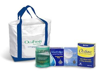 Optics Lab Sun & Swim Eye Care Products and Tote.jpeg