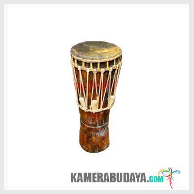 Tuma, Alat Musik Tradisional Dari Kalimantan Barat