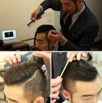 Model dan Gaya Rambut Cowok Korea Jaman Sekarang