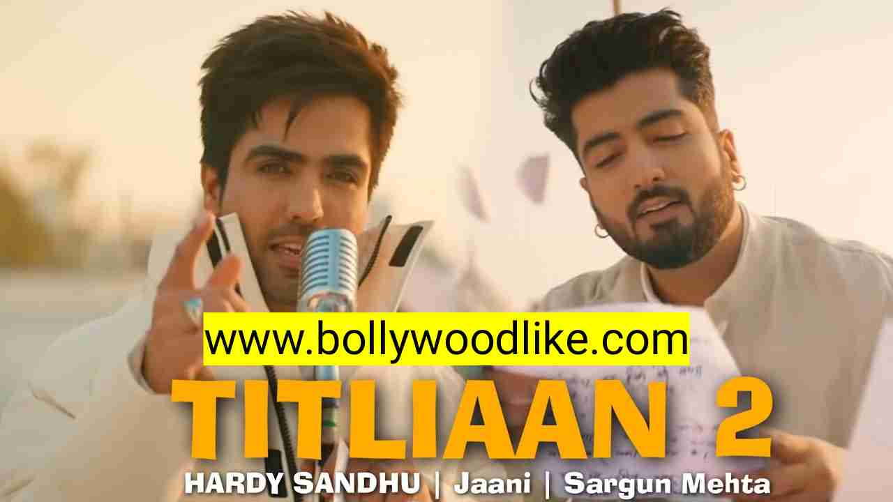 Titliaan Warga Song Lyrics