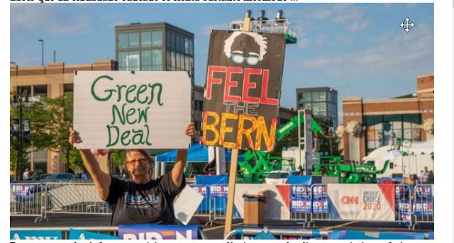 Los banqueros misántropos detrás del New Deal verde