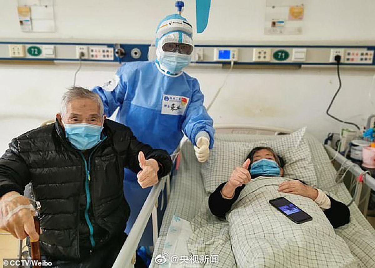 Covid-19 patient