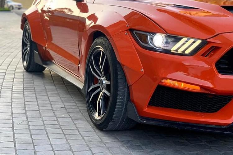 Dân chơi Lào Cai rao bán 'siêu xe' Ford Mustang hơn 1 tỷ đồng