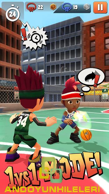 Swipe Basketball 2 Altın Hileli APK v1.1.9
