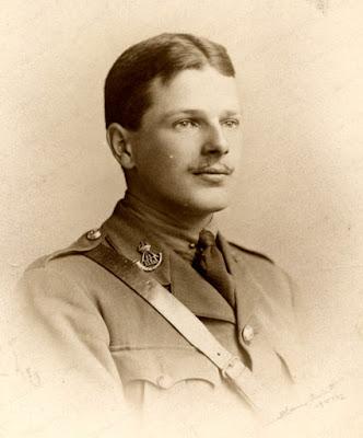 Second Lieutenant Frederick Rees (D/DLI 7/560/12)