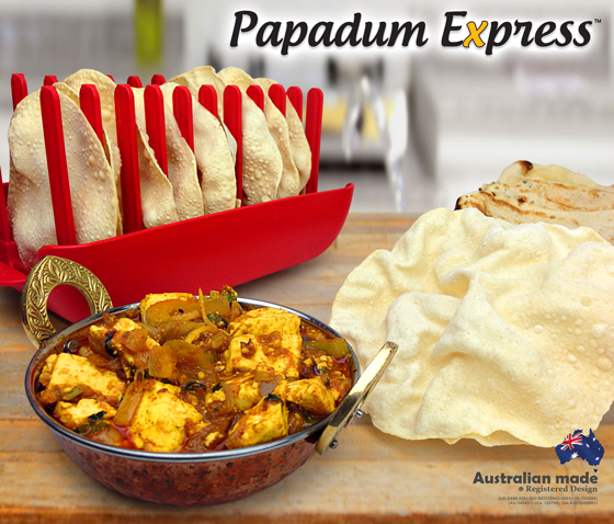 Cook 10 papadums or papads in the microwave fast in minutes friday 1 april 2016 forumfinder Images