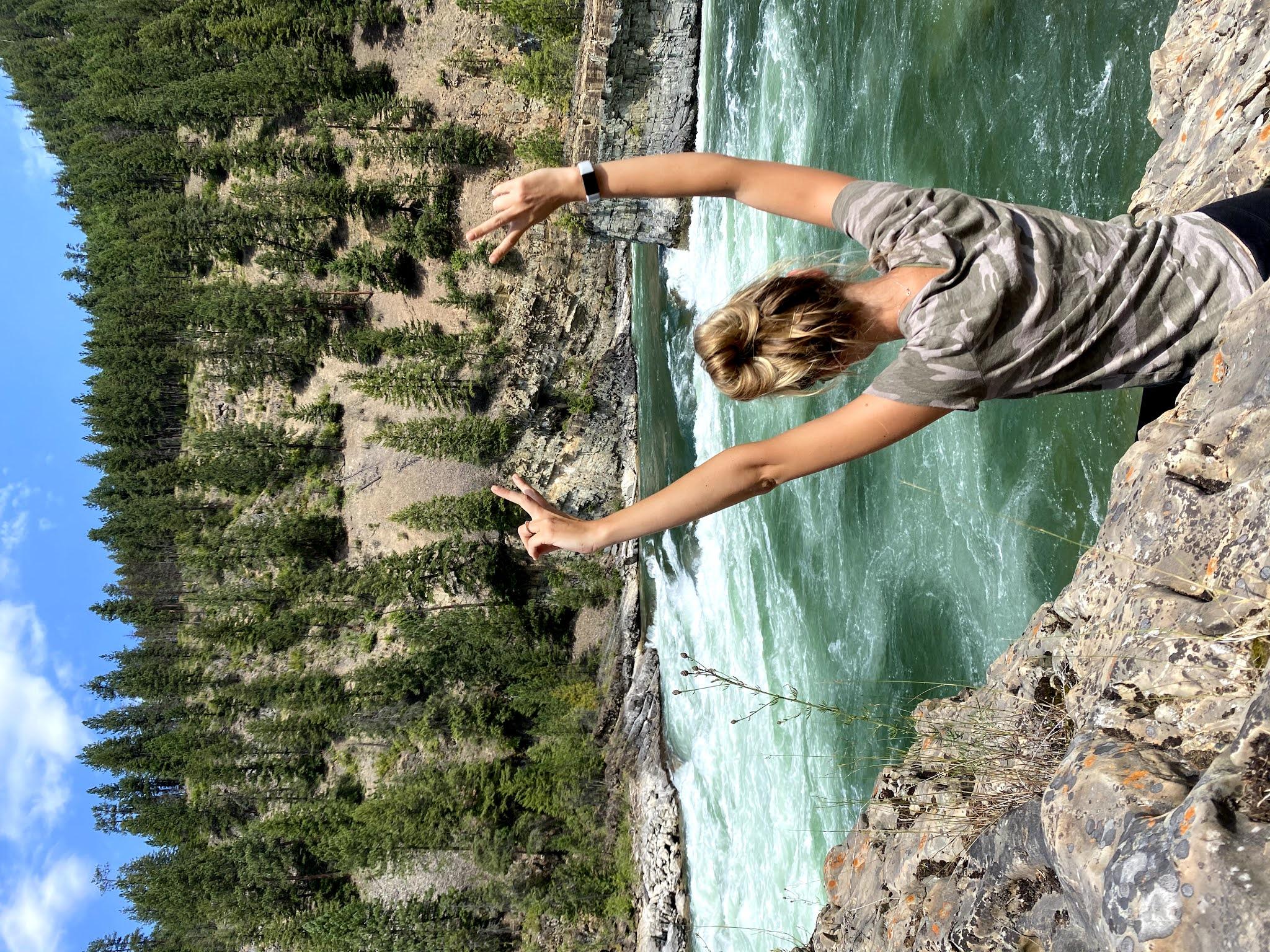 Kootenai Falls, Montana | biblio-style.com