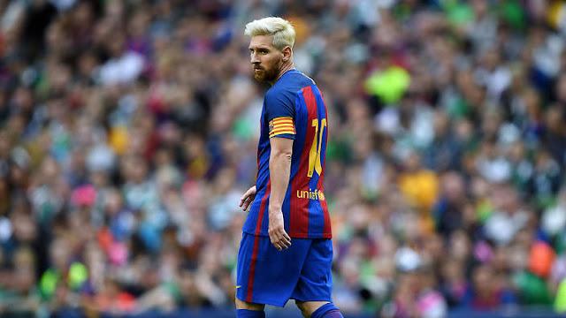 El mensaje de Bartomeu a Messi