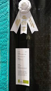 """""""Shelly's Bruswick Sampler"""" was made by Klonda Holt of Leawood, KS and quilted by Dorie Hruska of Forever Quilting"""