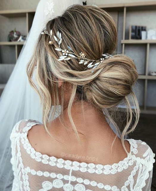 Cute Wedding Long Hairstyle