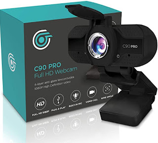 ATPro 1080p Webcam