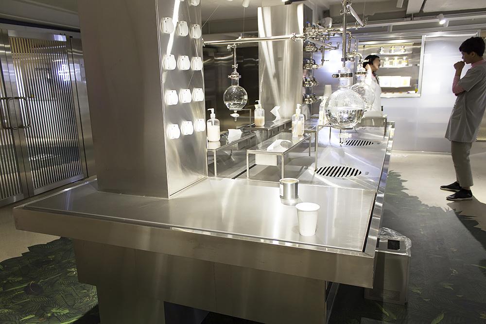 Dr.Jart+ Concept/Flagship Store: Dr.Jart+ Filter Space in Seoul main display