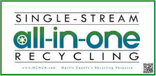 Single Stream Recycling to Start in Pequannock on Nov. 2  -- Residential Pickup Days will be Every Monday