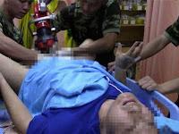 Wanita Ini Memotong dan Memasak Penis Suaminya Setelah Membunuhnya dengan Keji