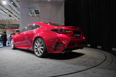 Lexus RC 2018 Review, Specs, Price