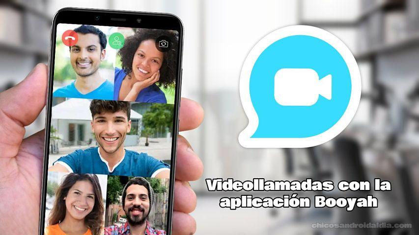 Cómo hacer videollamadas con la aplicación Booyah en Android