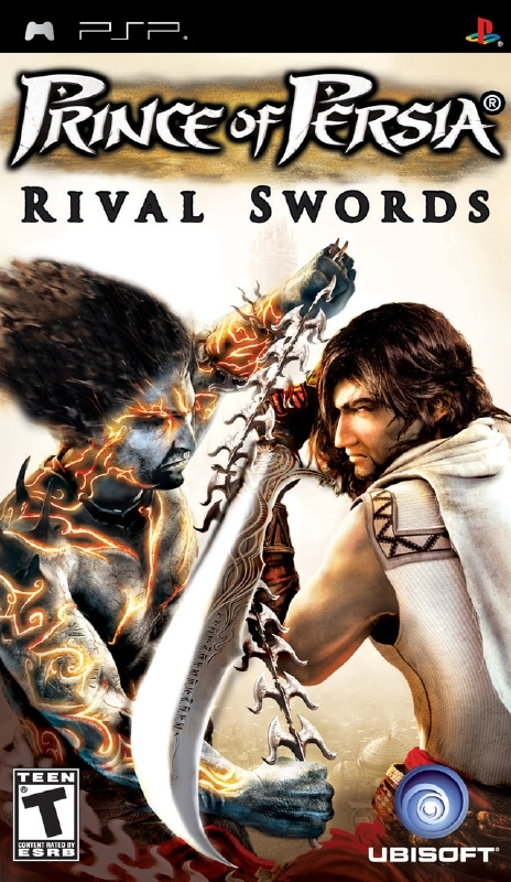 ROMs - Prince of Persia Rival Swords (Português) - PSP Download