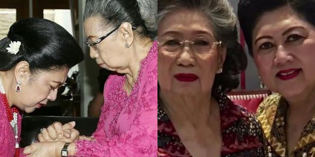 Ibu Ageng Sarwo Edhie Wafat, AHY: Eyang Panutan dan Selalu Bijaksana