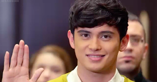 James Reid in Filipino teleserye OTWOL On the Wings of Love