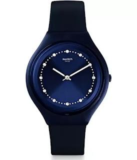 Swatch Skin Quartz Blue Dial Unisex Watch