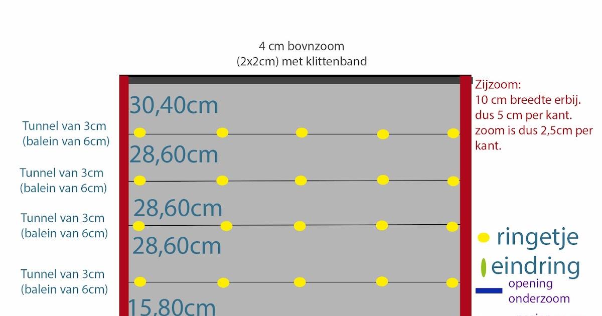 made with love: Zef vouwgordijnen maken