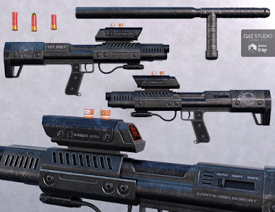 CAATS-330 Tactical Shotgun Set