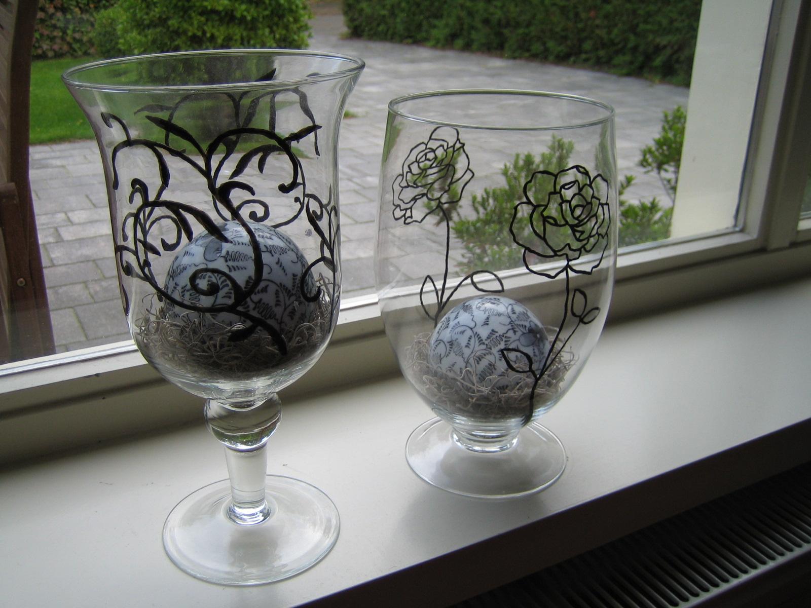 Verrassend Brocantaria: Kristal en glas DU-66