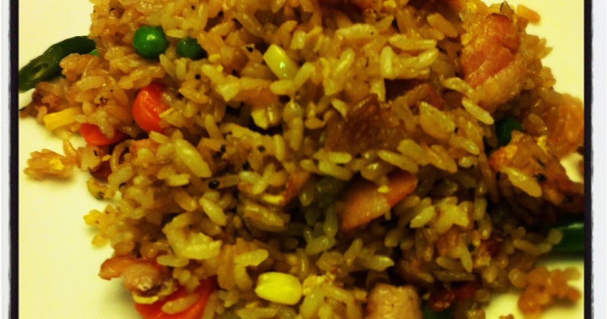 Nest And Nibble Asian Fried Rice