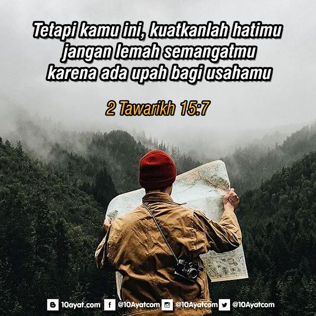 2 Tawarikh 15:7