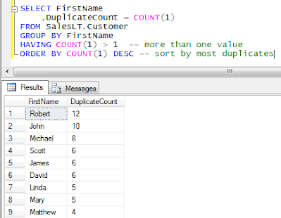 10 Frequently asked SQL Query Interview Questions
