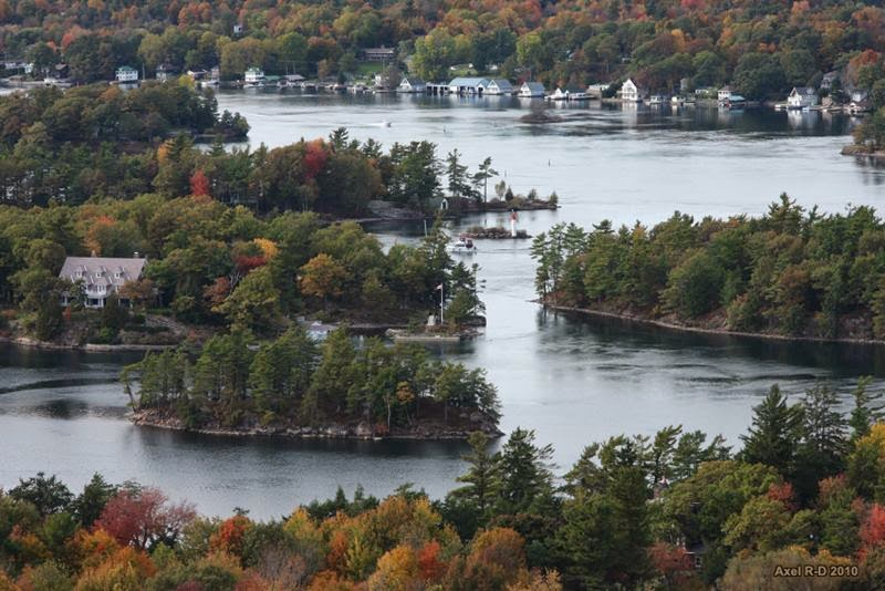 The 1000 Islands