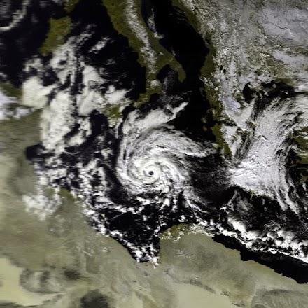Τροπικοί κυκλώνες στην Ελλάδα