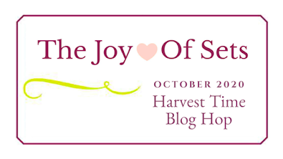 The Joy Of Sets October Blog Hop: Harvest