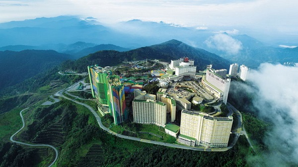 Cao nguyên Genting - Khu phức hợp nổi tiếng tại Malaysia