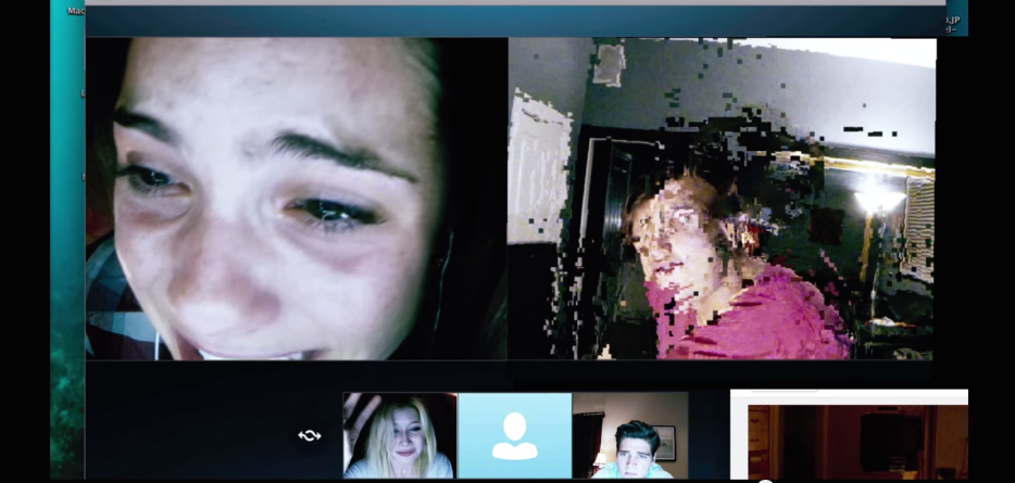 Unfriended Ghost At The End