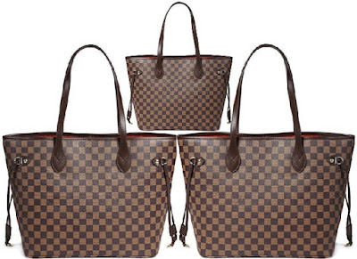 Daisy Rose Tote Bags - Women's Fashion Styled Checkered Handbag
