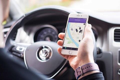Telefonos applikáció segíti a parkolást Budapest belvárosában