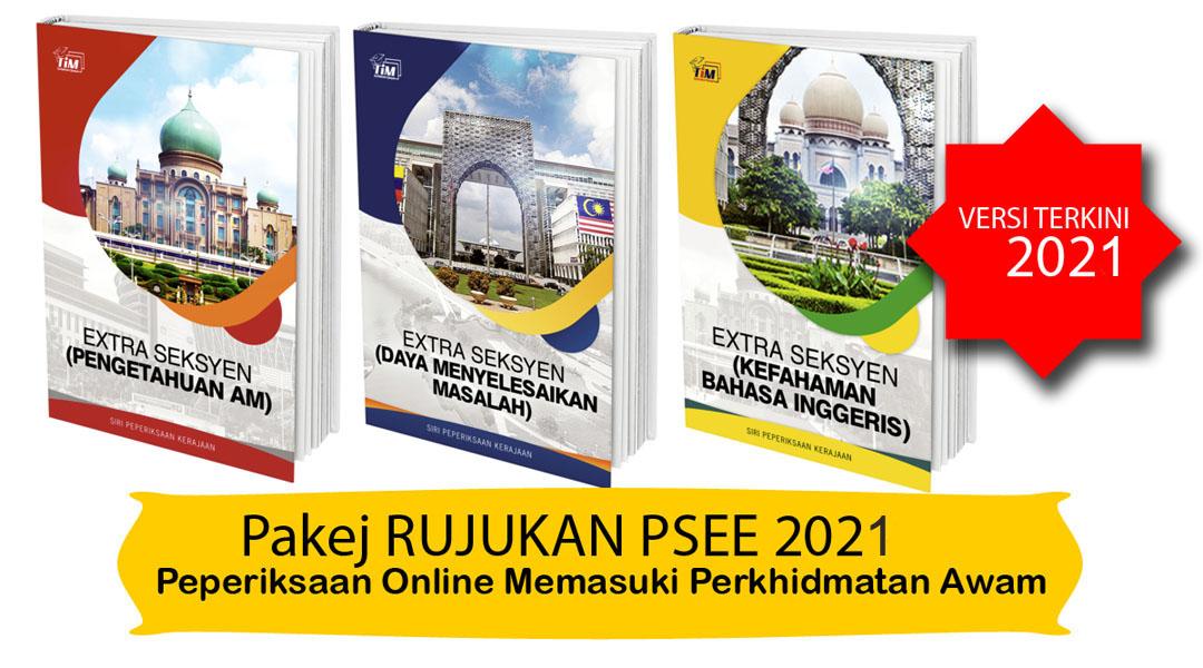 Rujukan Terkini PSEE 2021