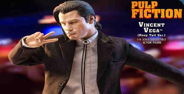What 1994 crime film revitalized John Travolta's career?