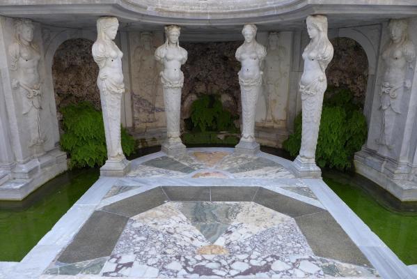 Villa Giulia's nymphaeum restored by mysterious benefactors