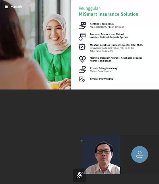 MiSSION Syariah Manulife