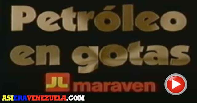 Petróleo en Gotas | El micro-educatuvo de la VTV de los años 70 y 80