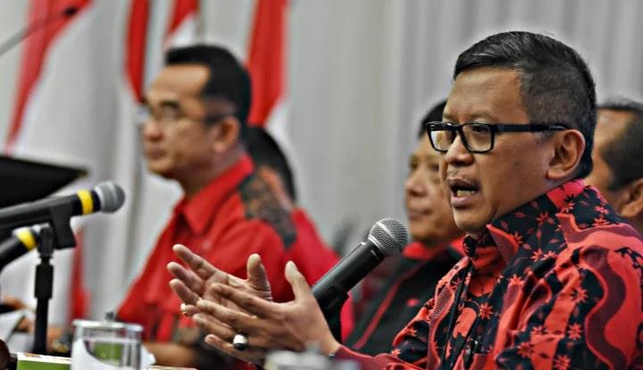 Reshuffle Makin Santer, PDIP Lakukan Ini ke Kader Pembantu Jokowi