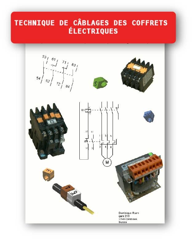 TECHNIQUE DE CÂBLAGES  ÉLECTRIQUES pdf