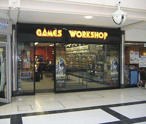 Jonathan Green Author Mission Games Workshop Uxbridge