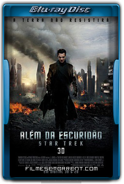Além da Escuridão Star Trek Torrent 2013 720p e 1080p BluRay Dublado