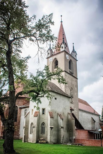 Biserica Reformată a Cetății