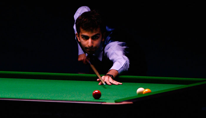 Pankaj Advani claimed bronze medal at IBSF World Snooker Championship